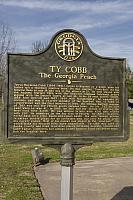 GA-59-10 Ty Cobb The Georgia Peach