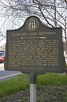 GA-97-2 Crawford Long Birthsite