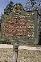 GA-108-2 Birthplace of Bishop A. G. Haygood and Miss Laura A. Haygood
