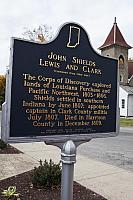 IN-31.2004.1 - John Shields Lewis and Clark Expedition Member