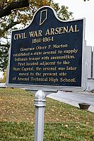 IN-49.1964.1 Civil War Arsenal 1861-1864