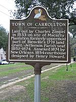 LA-007 Town of Carrollton