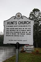 MD-018 Hunts Church
