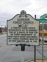 MD-029 Garrison Forest Church (St. Thomas Parish)