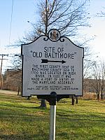 MD-036 Site of Old Baltimore
