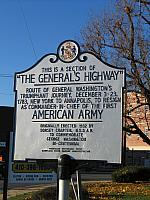 MD-038 The is a Section of The Generals Highway
