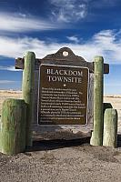 NM-014 Blackdom Townsite