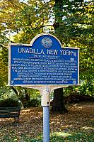 NY-028 Unadilla New York The Village Beautiful