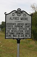 NC-D25 Alfred Moore