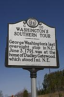 NC-G110 Washingtons Southern Tour