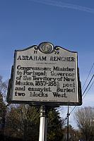 NC-H72 Abraham Rencher