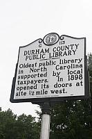 NC-G113 Durham County Public LIbrary