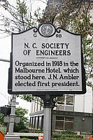 NC-G98 N.C. Society of Engineers