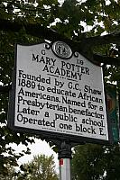 NC-G119 Mary Potter Academy