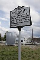 NC-J102 North Carolina Railroad