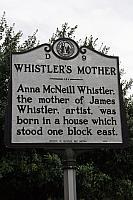 NC-D9 Whistlers Mother