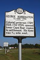 NC-D32 George Burrington ca. 1682-1759