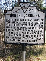 VA-Z241 North Carolina