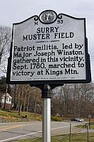 NC-M53 Surry Muster Field