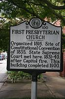 NC-H100 First Presbyterian Church