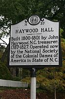 NC-H37 Haywood Hall