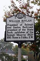 NC-H69 WIlliam Boylan