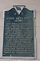SC-10-12 John Rutledge Home