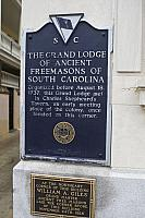 SC-10-15 The Grand Lodge of Ancient Freemasons of South Carolina