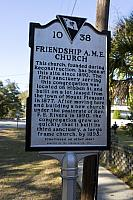 SC-10-38 Friendship A.M.E. Church