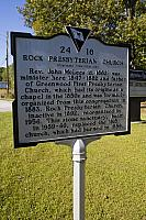 SC-24-16 Rock Presbyterian Church A