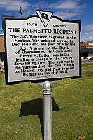SC-41-1 Pierce M. Butler The Palmetto Regiment