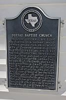 TX-1292 Duffau Baptist Church