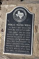 TX-3786 Old Public Water Well