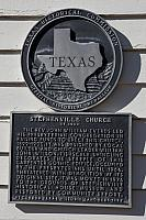 TX-5112 Stephenville Church of 1900