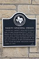 TX-5560 Trinity Episcopal Church