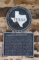 TX-2010 Fort Richardson Cavalry Post Hospital, 1867