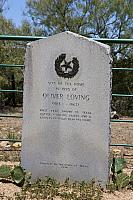 TX-4931 Site of the Home of Oliver Loving in 1855
