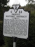 VA-G22 Proffit Historic District