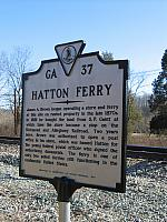 VA-GA37 Hatton Ferry