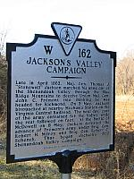 VA-W162 Jacksons Valley Campaign