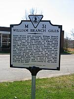 VA-M31 William Branch Giles