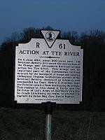 VA-R61 Action at Tye River