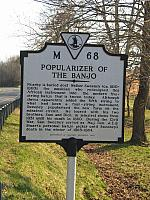 VA-M68 Popularizer of the Banjo