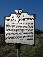 VA-MG2 The Last Positions