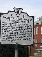 VA-C2 Worlds First Public Passenger Flight