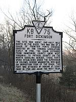 VA-KB75 Fort Dickinson