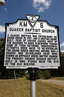 VA-KM-5 Quaker Baptist Church