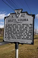 VA-K42 Bristol, Virginia
