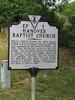 VA-EP7 Hanover Baptist Church