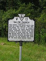VA-V13 Salem Church
